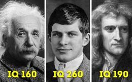 Người có bộ óc siêu phàm, IQ cao hơn Issac Newton nhưng lịch sử ít người nhắc đến