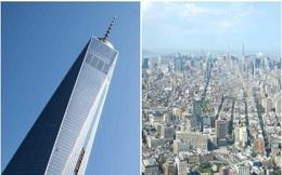 Sẽ thấy gì nếu đứng ở 8 tòa nhà cao nhất nước Mỹ?