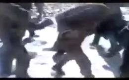 """Lộ video lính Trung Quốc bị lính Ấn Độ """"đấm tới tấp"""" tại vùng biên giới Sikkim"""
