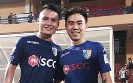 """""""Người anh"""" của Quang Hải trong tin nhắn hacker tiết lộ: Thường xuyên xuất hiện tại nhiều cuộc vui, bữa tiệc của cầu thủ nổi tiếng"""