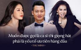 Thu Minh, Đức Tuấn đã dám góp ý thẳng thắn cho Chi Pu ra sao?