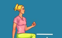 9 bài tự kiểm tra sức khỏe đơn giản
