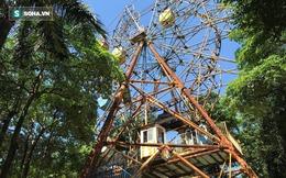 Xót xa công viên gần 1.000 tỷ đồng bị bỏ hoang 13 năm giữa đất vàng Hà Nội
