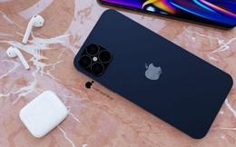 Ngắm ý tưởng iPhone 12 màu xanh navy đẹp hút hồn
