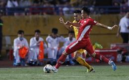 """KẾT THÚC Viettel 1-2 Thanh Hóa: Hàng thủ """"quốc gia"""" lại mắc lỗi khiến chủ nhà mất điểm"""