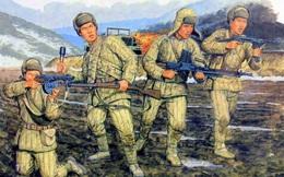 Trung Quốc lâm trận chặn quân Mỹ trong Chiến tranh Triều Tiên 1950-53