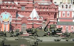 Nga trình diễn nhiều mẫu vũ khí mới tại lễ duyệt binh Chiến thắng