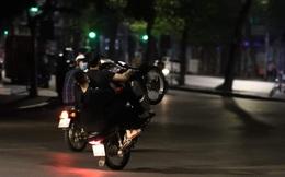 Hơn 15 thanh niên đất Cảng tổ chức đua xe náo loạn đường phố