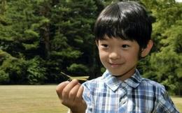 """Suýt thay đổi luật vì không có người kế vị nhưng đến khi hoàng tử chào đời, Hoàng gia Nhật lại dạy dỗ con """"lạ lùng"""" như thế này"""