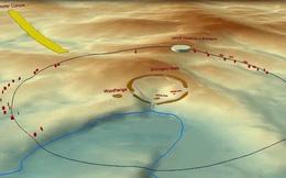 Phát hiện cấu trúc tiền sử khổng lồ nằm ngay gần Stongehenge, tạo nên bởi các hố sâu 5 mét xếp thành hình tròn lớn