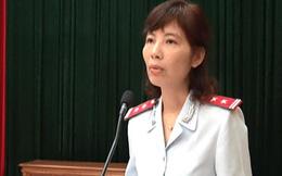 Nữ Trưởng đoàn thanh tra Bộ Xây dựng chiếm đoạt hơn 1,3 tỷ đồng ở Vĩnh Phúc