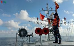 Hải quân hai nước Việt Nam và Campuchia tuần tra chung