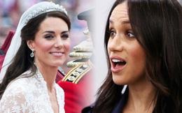 Meghan Markle lộ quá khứ từng hết lời khen ngợi công khai chị dâu Kate, bằng chứng cho thấy cô là kẻ nói dối