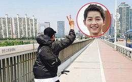 Tròn 1 năm sau vụ ly hôn nghìn tỷ với Song Hye Kyo, Song Joong Ki quay trở lại cuộc sống bằng hoạt động này