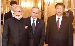 Yếu tố Nga giữa căng thẳng biên giới Trung-Ấn