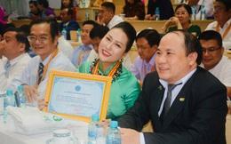 Phi Thanh Vân được trao danh hiệu Đại sứ thiện nguyện của UNESCO Việt Nam