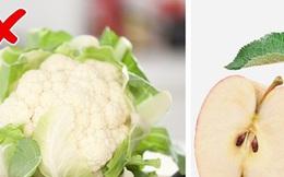 Ăn gì để cơ thể không bốc mùi khó chịu trong mùa hè?