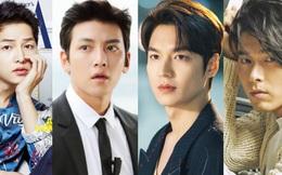Tranh cãi BXH 25 diễn viên đẹp trai nhất xứ Hàn: Hyun Bin bị tài tử này giành No.1, Lee Min Ho - Song Joong Ki khiêm tốn khó hiểu