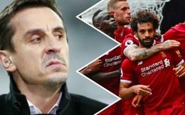 """Liverpool vô địch Premier League, huyền thoại Man United tuyên bố """"cắt mạng"""""""