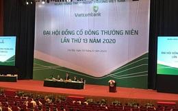 'Ông lớn' Vietcombank lo nợ xấu tăng mạnh