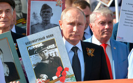 TT Putin ra thông điệp phản pháo phương Tây nhân kỷ niệm 75 năm kết thúc Thế chiến II