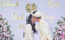 """Bùi Tiến Dũng nói lời ngọt ngào trong ngày kỷ niệm một năm """"về chung nhà"""" với Khánh Linh, tiết lộ thời điểm làm đám cưới linh đình"""