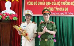 Đại tá Lê Hồng Nam giữ chức Giám đốc Công an TPHCM