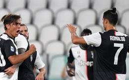Cristiano Ronaldo vừa ghi bàn vừa kiến tạo, Juventus đại thắng Lecce