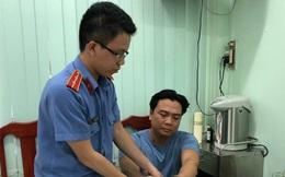 Đại úy công an 'làm ăn' với người bị giam