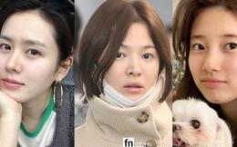 Mỹ nhân sở hữu gương mặt mộc đẹp nhất showbiz Hàn: Vượt mặt Son Ye Jin, Song Hye Kyo chính thức trở lại đường đua nhan sắc