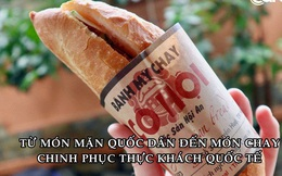 Báo ngoại kể tiếp chuyện bánh mì Việt: Từ món mặn nổi tiếng toàn cầu đến cú chuyển mình thành món chay chinh phục thực khách quốc tế