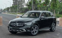 Mercedes-Benz GLC 2020 bản giá rẻ đầu tiên lên sàn xe cũ, rẻ hơn gần 200 triệu đồng so với mua mới