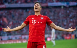 Lewandowski giành giải cầu thủ hay nhất Bundesliga 2019/20