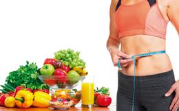 Không thể dục nhiều, ăn hàng ngày thế nào để giảm cân hiệu quả mà vẫn khỏe mạnh?