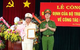 Bộ Công an bổ nhiệm giám đốc Công an An Giang, Kiên Giang và Long An