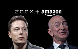 """Vừa bỏ tỷ USD ra mua hãng xe tự lái, Jeff Bezos đã bị Elon Musk gọi là """"đồ bắt chước"""""""