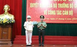 Thiếu tướng Nguyễn Hữu Cầu thôi giữ chức Giám đốc Công an Nghệ An