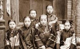 Loạt ảnh phản ánh chân thật cuộc sống người Trung Quốc trong giai đoạn biến động từ cuối thời nhà Thanh đến thời Dân Quốc