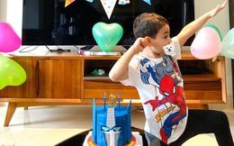 Mới 5 tuổi nhưng con trai Thu Minh đã nhạy cảm đặt câu hỏi cho mẹ
