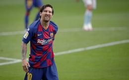 """Song tấu Messi - Suarez phối hợp ghi bàn đậm chất """"phủi"""", Barcelona vẫn mất điểm trong cuộc đua vô địch bởi cú sút phạt """"10 điểm"""""""