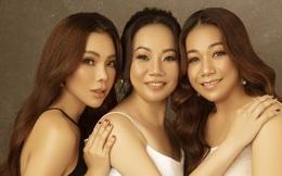 Trà Ngọc Hằng lần đầu khoe 2 chị gái, liệu nhan sắc có xinh đẹp như cô em?