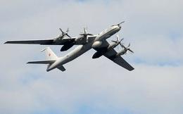 Tiêm kích Mỹ và Na Uy bám đuôi 7 oanh tạc cơ Tu-142MK Nga