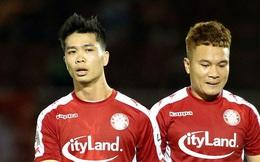 """""""Ronaldo Việt Nam"""" lại bị tăng cân bất thường, Công Phượng có cơ hội """"độc diễn"""" trên hàng công TP.HCM"""