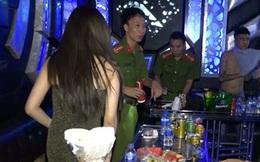 Phát hiện gần 100 đối tượng sử dụng trái phép chất ma túy tại 2 quán bar, karaoke