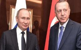 """Chiến sự Syria: """"Chảo lửa"""" ở Idlib không thể ngừng bùng cháy khi bài toán lợi ích của Nga - Thổ ở thế đối lập"""