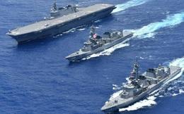 Nhật Bản sở hữu tàu sân bay, Trung Quốc suy nghĩ về việc đánh chìm chúng