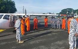 Tàu hàng đụng chìm tàu cá Philippines, 14 thuyền viên chưa rõ sống chết