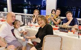 Bảo Ngọc tụ tập cùng 2 con gái và gia đình giữa thông tin Hoài Lâm bán cafe kiếm sống ở quê nhà