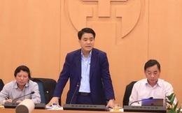 Chủ tịch Hà Nội được đề nghị tặng Huân chương lao động hạng Nhất vì thành tích chống dịch