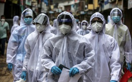 Ấn Độ có gần 20.000 người mắc COVID-19 chỉ trong 1 ngày